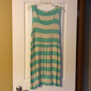 Olive & Oak Striped Dress